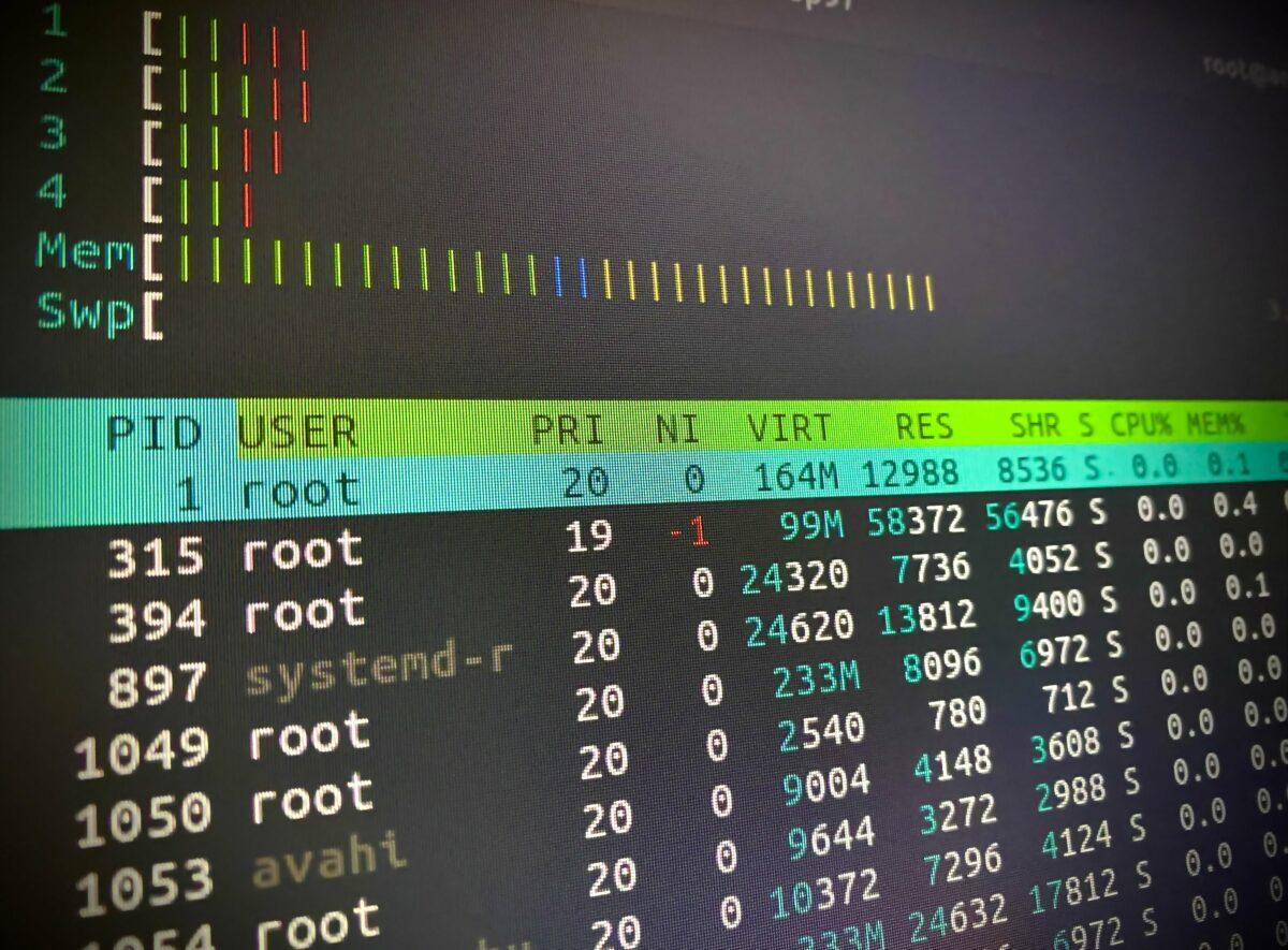 Linux Ubuntu Terminal